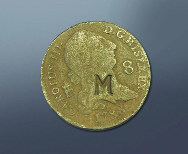 8 Maravedi - 1788 St. Maarten