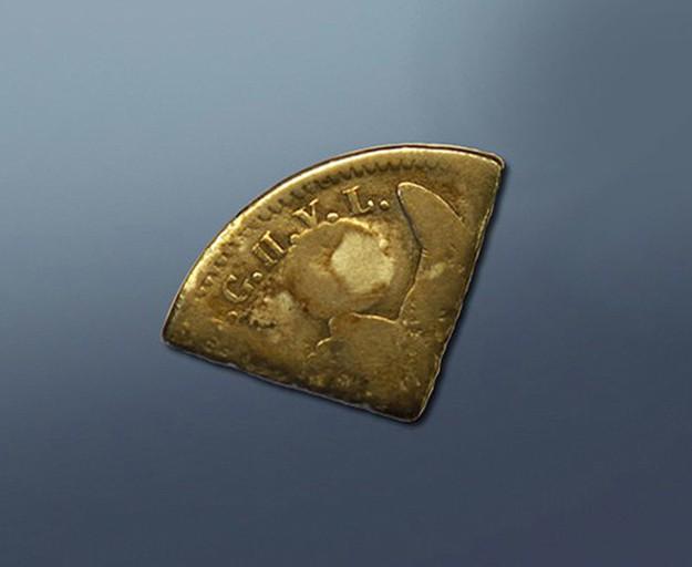 25 cent - 1820 Curacao