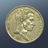 1 guilder - 1824 The Netherlands