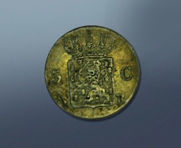 5 cent - 1826 The Netherlands