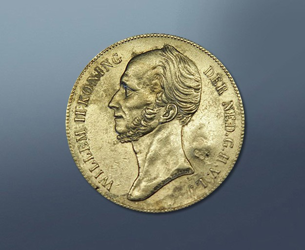 2,5 guilder - 1841 The Netherlands