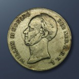 2,5 guilder - 1846 The Netherlands