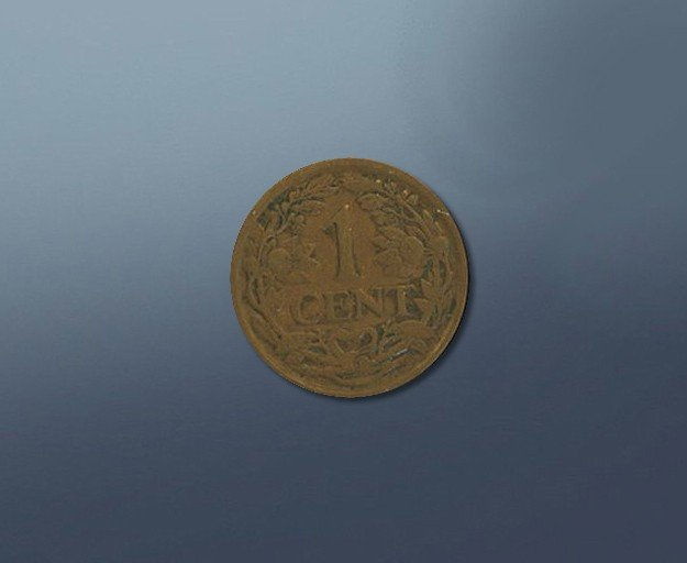 1 cent - 1927 The Netherlands