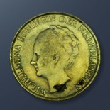1 guilder - 1944 Curacao