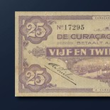 25 guilder banknote 1925 Series