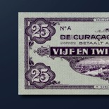 25 guilder banknote 1929 Series