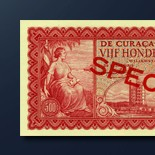 500 guilder banknote 1954 Series
