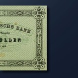 10 guilder banknote 1918 Series