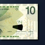 10 guilder banknote 1998 Series