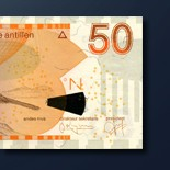 50 guilder banknote 1998 Series